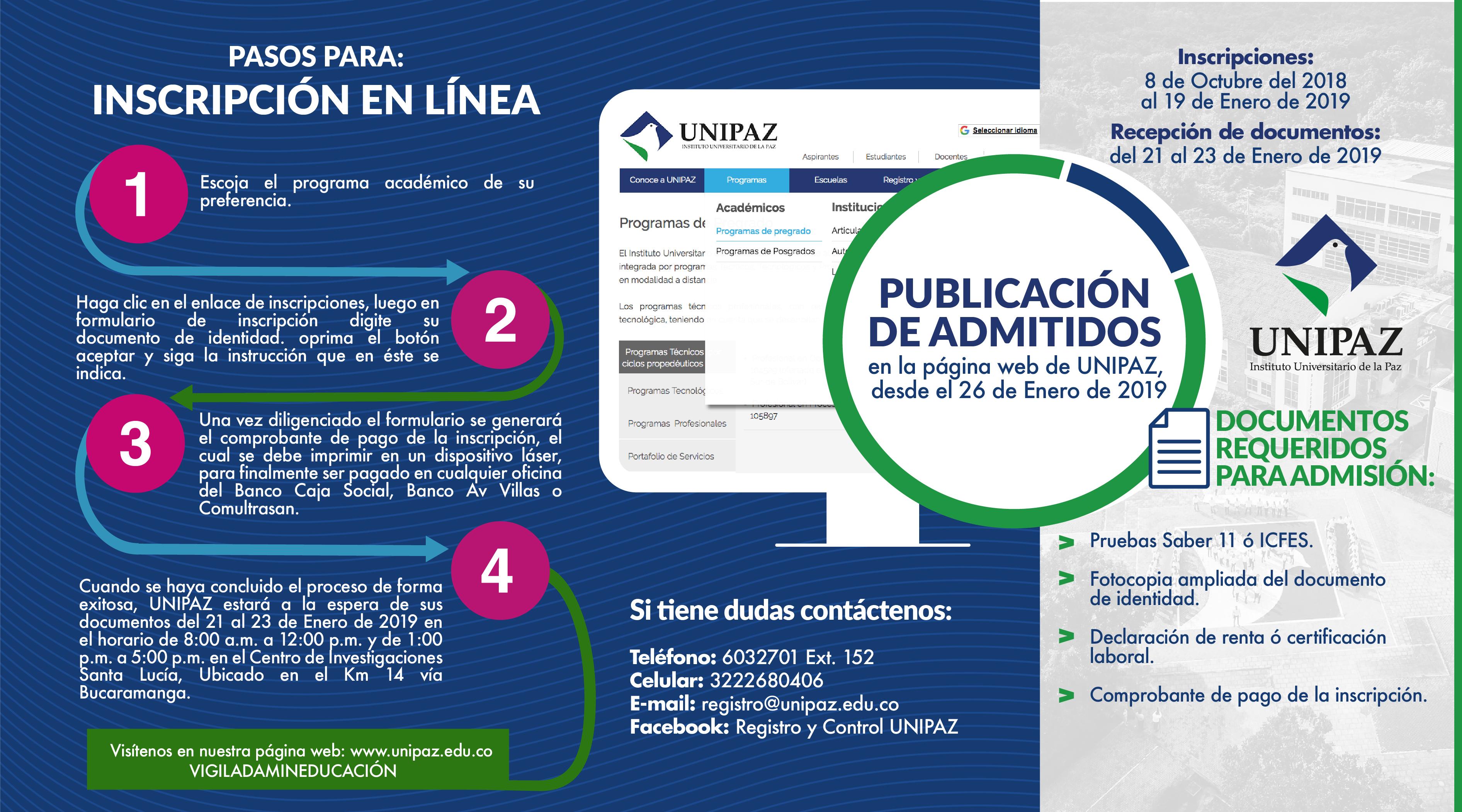Unipaz Instituto Universitario De La Paz